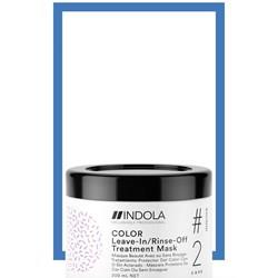COLOR LEAVE-IN/RINSE-OFF TREATMENT MASK Tratamiento protector del color - Imagen 1