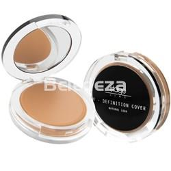 H-DEFINITION COVER MAKE UP Maquillaje Compacto Alta Cobertura - Imagen 1