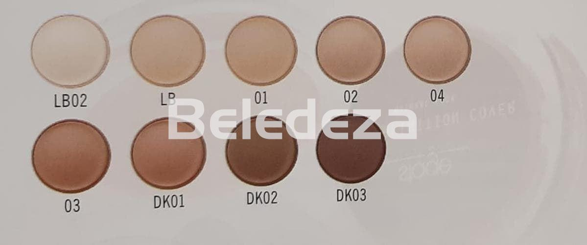 H-DEFINITION COVER MAKE UP STAGE LINE Maquillaje Compacto Alta Cobertura Stage - Imagen 2