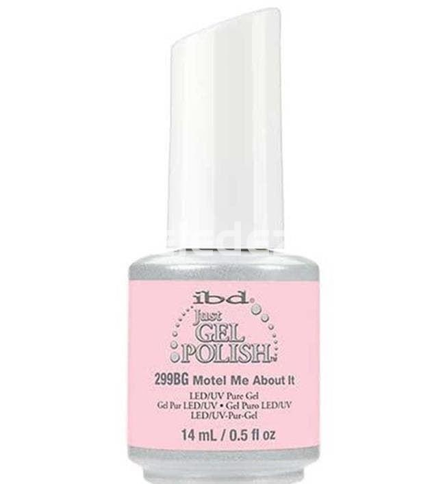 IBD JUST GEL POLISH MOTEL ME ABOUT IT Esmalte Semipermanente Motel Me About It - Imagen 1