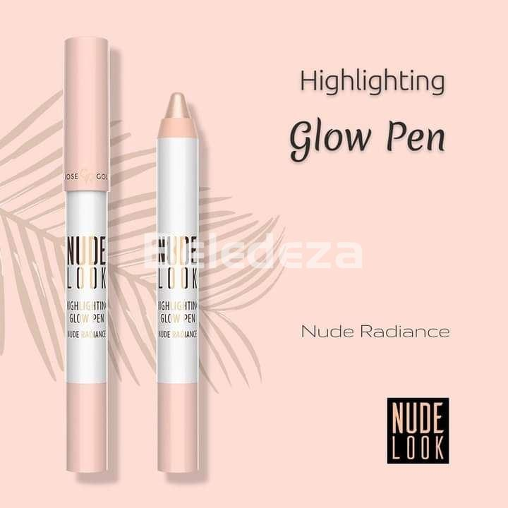 NUDE LOOK HIGHLIGHTING GLOW PEN NUDE RADIANCE Lápiz Iluminador - Imagen 1